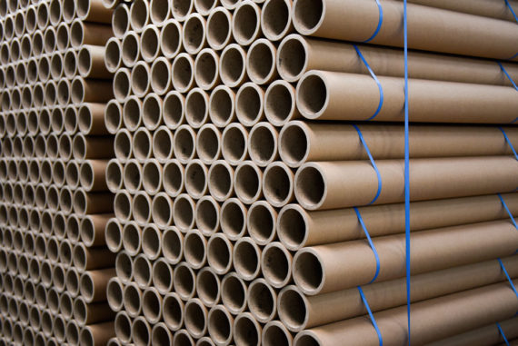 La fabrications de tubes cartons