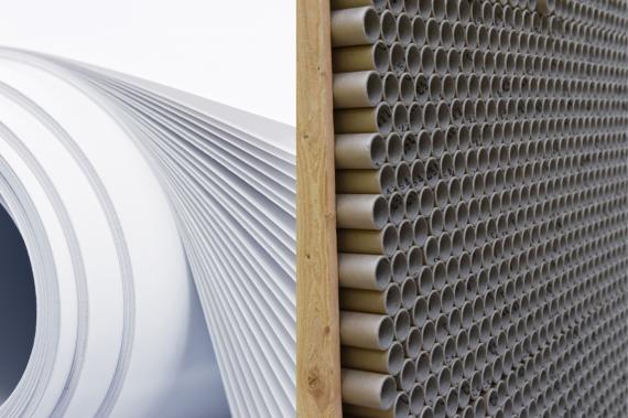 Histoire de la matière papier/carton